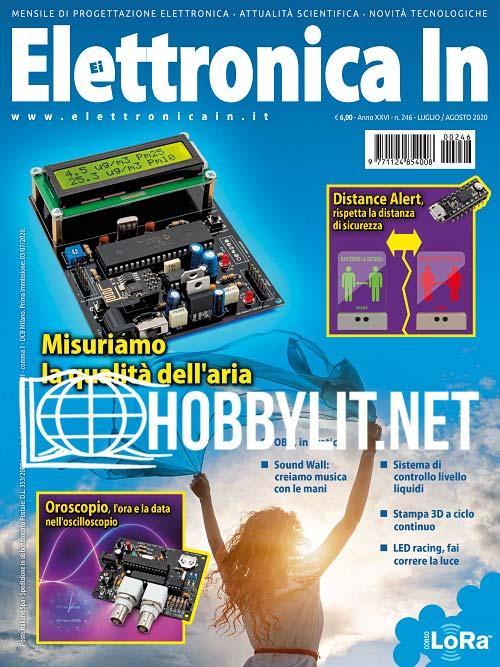 Elettronica In - Luglio/Agosto 2020