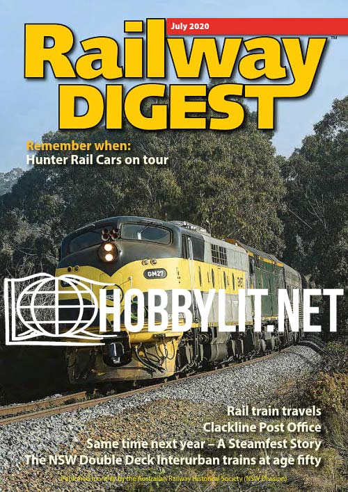 Railway Digest - July 2020