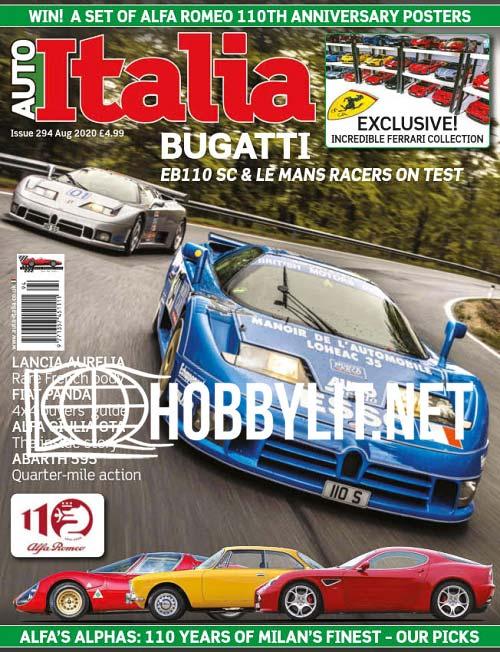 AutoItalia - August 2020