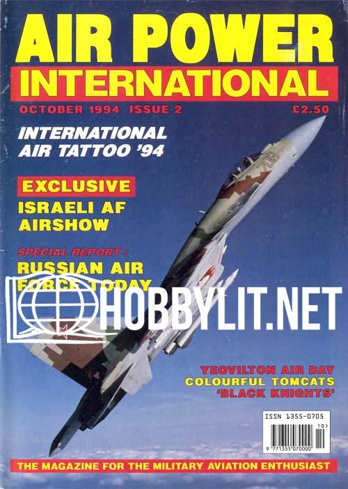 Air Power International Issue 2 - October 1994