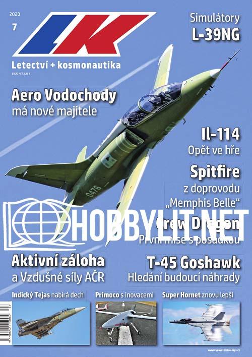 Letectvi + Kosmonautika 2020-07
