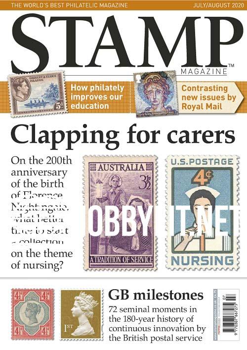 Stamp Magazine - July/August 2020