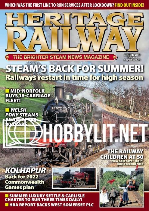 Heritage Railway - 10 July 2020