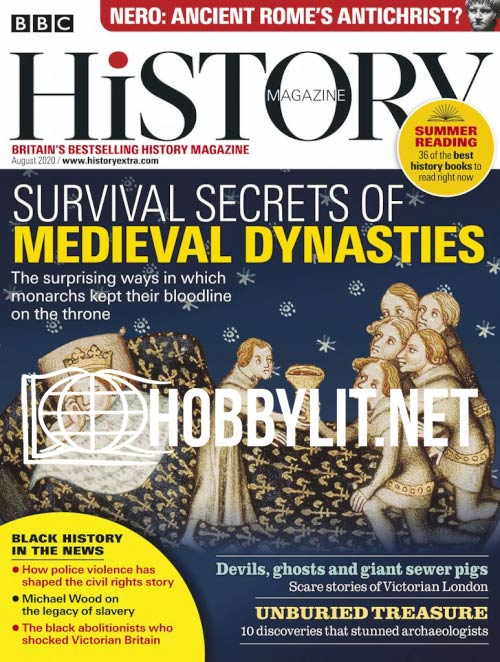 History Magazine - August 2020