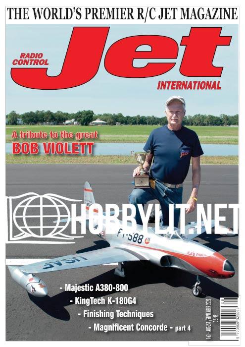Radio Control Jet International - August-September 2020