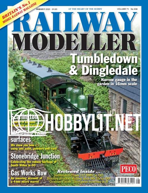 Railway Modeller - August 2020