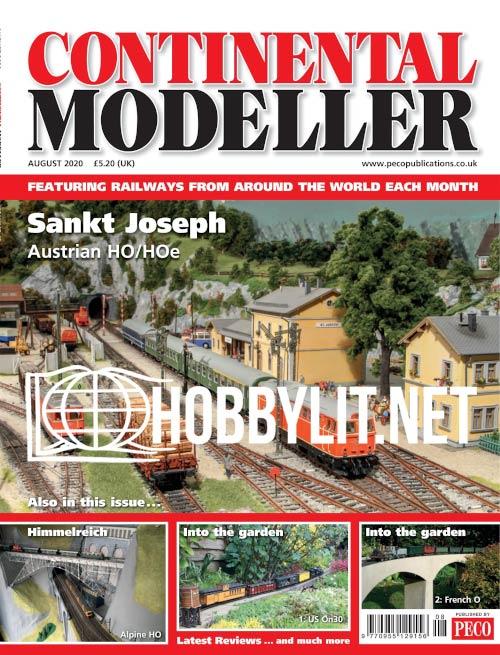 Continental Modeller - August 2020