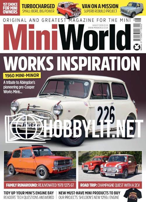 Mini World – August 2020
