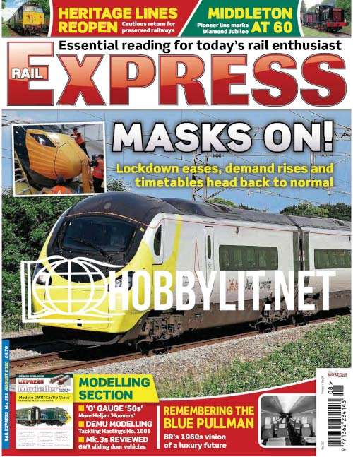 Rail Express - August 2020