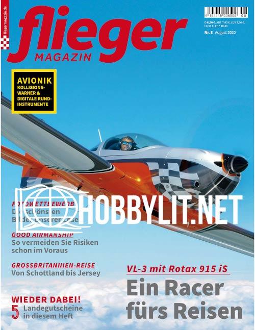 Fliegermagazin - August 2020