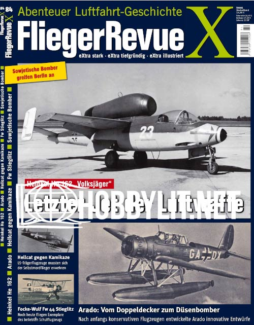 FliegerRevue X  84, 2020