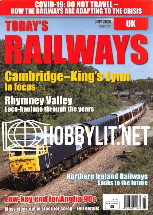 Today's Railways UK - July 2020