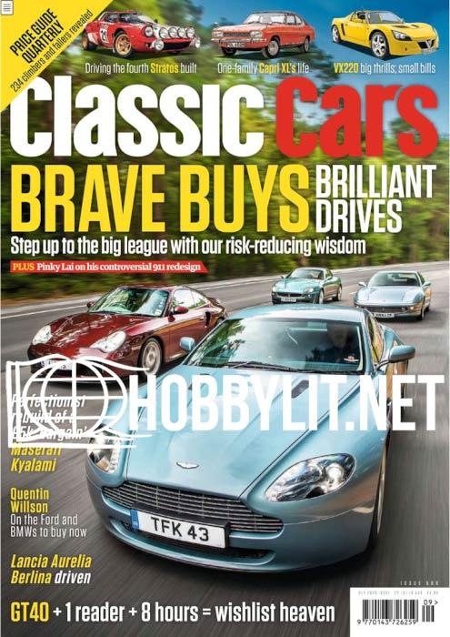 Classic Cars - September 2020