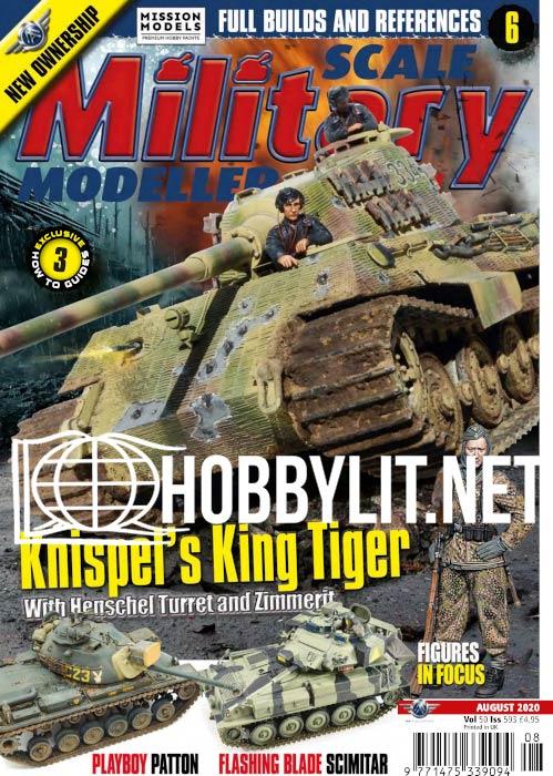 Scale Military Modeller International - August 2020