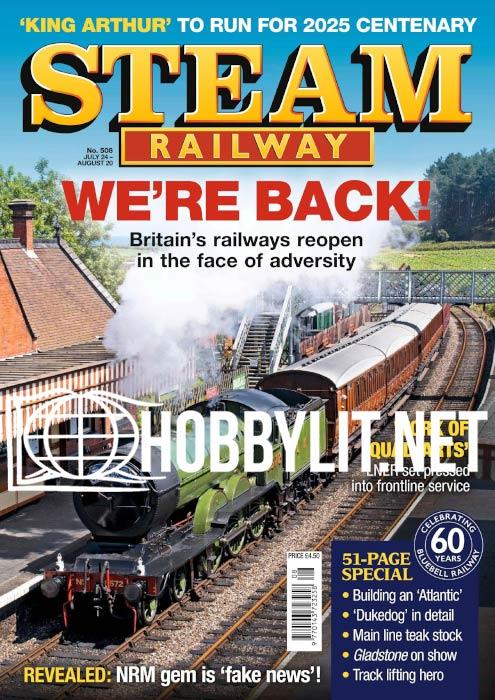 Steam Railway - 24 July 2020