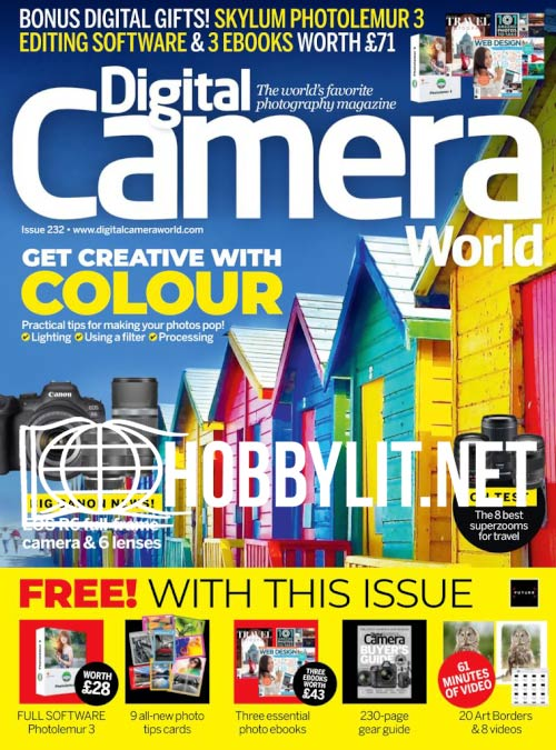Digital Camera World - August 2020