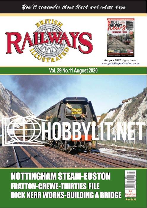 British Railways Illustrated - August 2020