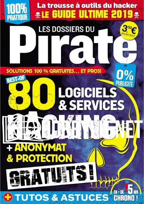 Les Dossiers du Pirate 21 - Octobre-Decembre 2019