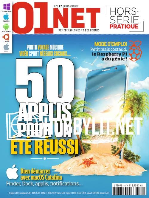 01 net Hors-Série - Juillet-Août 2020
