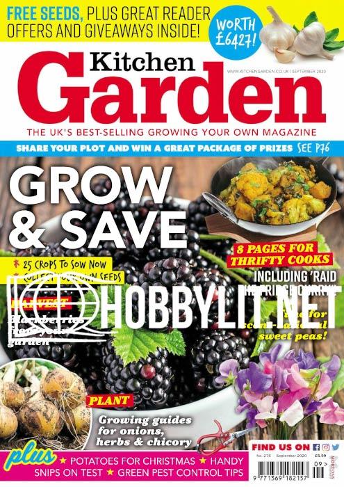 Kitchen Garden - September 2020