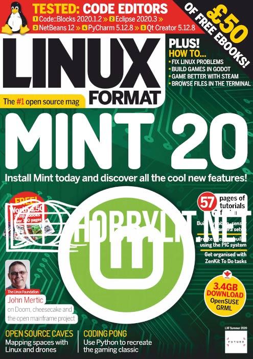 Linux Format - Summer 2020