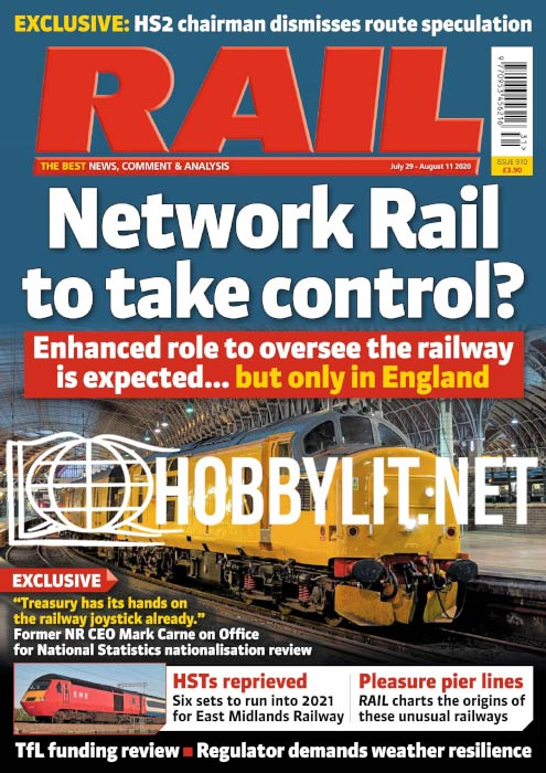 RAIL 29 July 2020