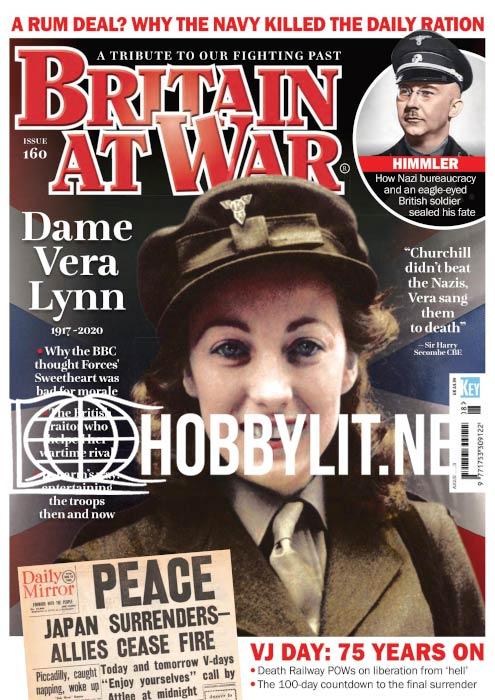 Britain at War - August 2020