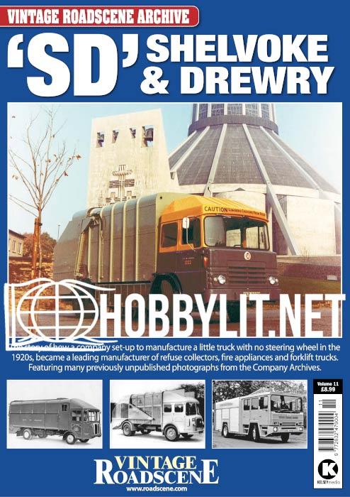 Vintage Roadscene Archive - 'SD' Shelvoke & Drewry