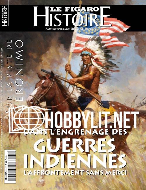 Le Figaro Histoire 51 - Août-Septembre 2020
