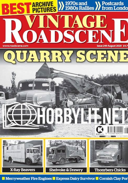 Vintage Roadscene - August 2020