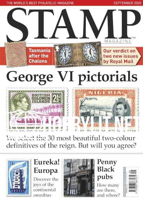 Stamp Magazine - September 2020