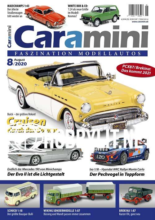 Caramini - August 2020