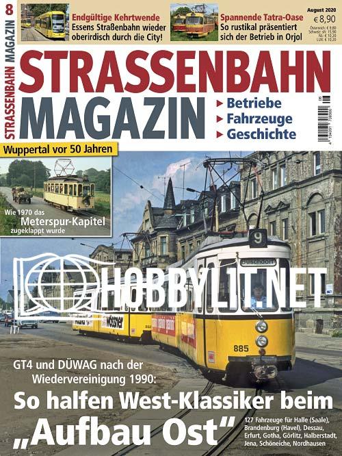 Strassenbahn Magazin - August 2020
