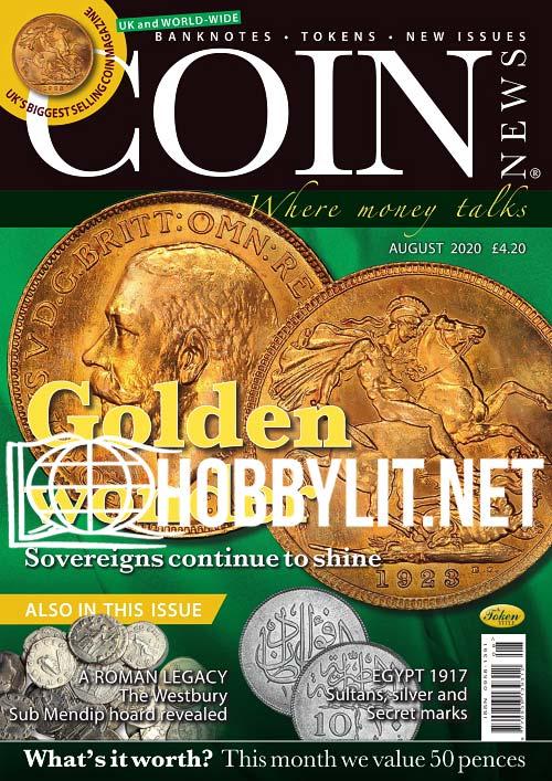 Coin News - August 2020