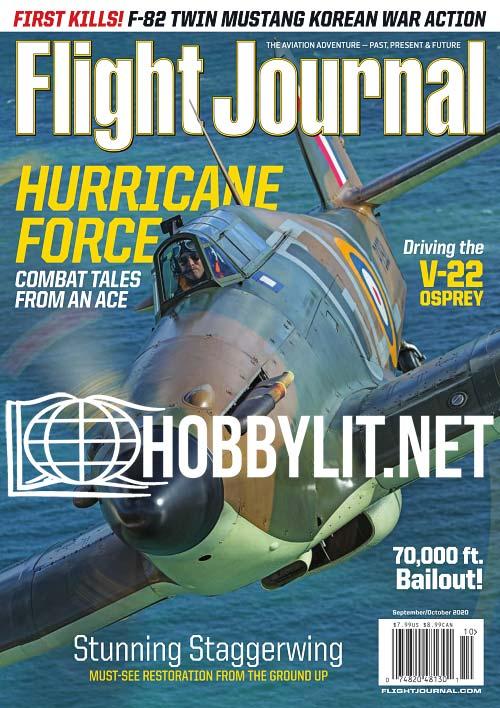 Flight Journal - September-October 2020