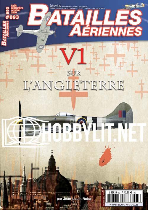 Batailles Aeriennes 93 - Aout/Septembre/Octobre 2020