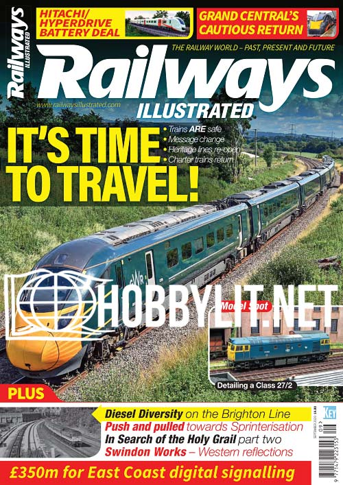 Railways Illustrated - September 2020