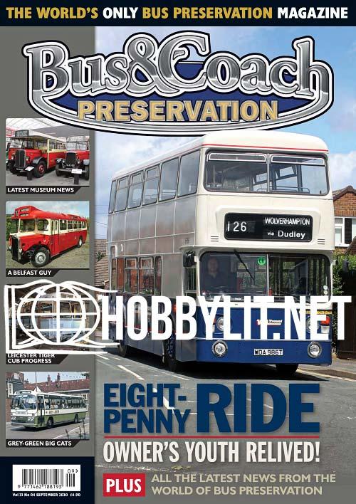 Bus & Coach Preservation - September 2020