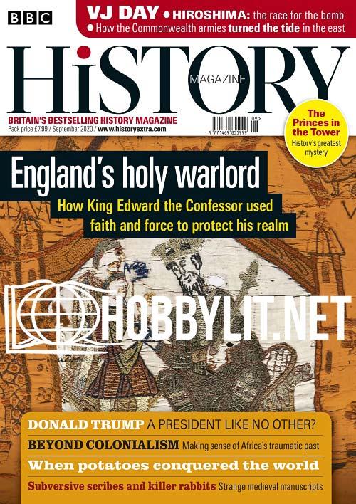 History Magazine - September 2020