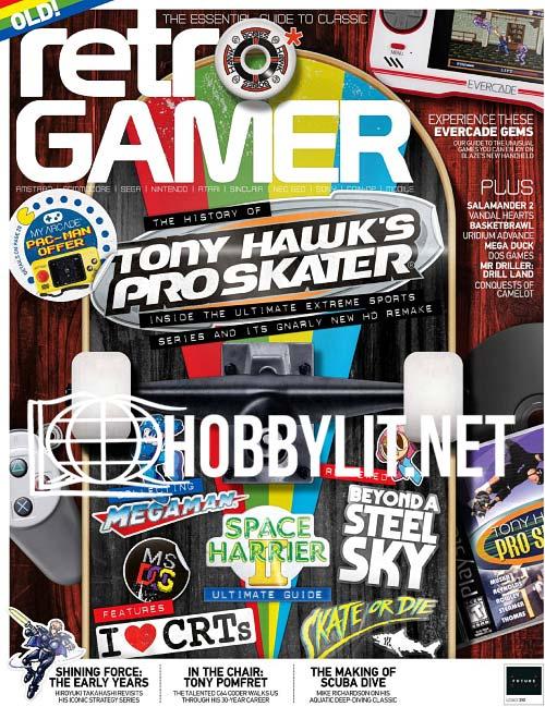 Retro Gamer Issue 210