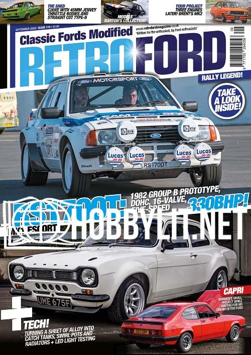 Retro Ford - September 2020