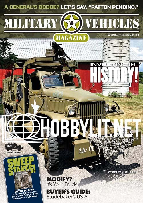 Military Vehicles Magazine - October 2020