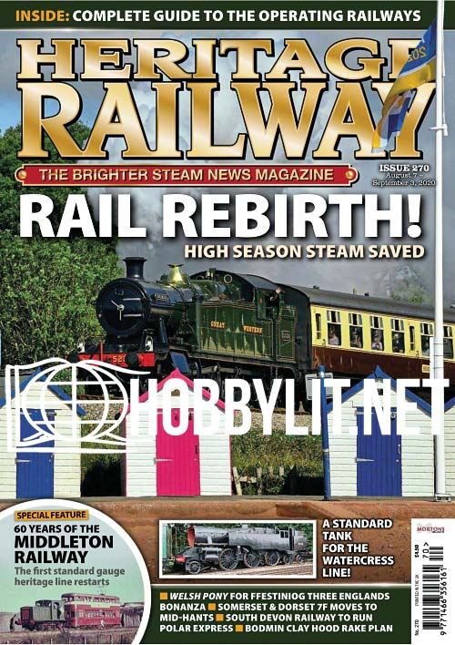 Heritage Railway - 7 August 2020