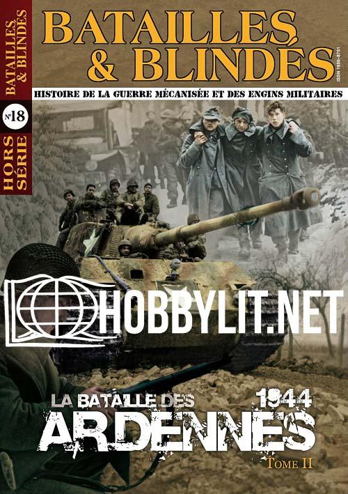 Batailles et Blindes Hors Serie 18