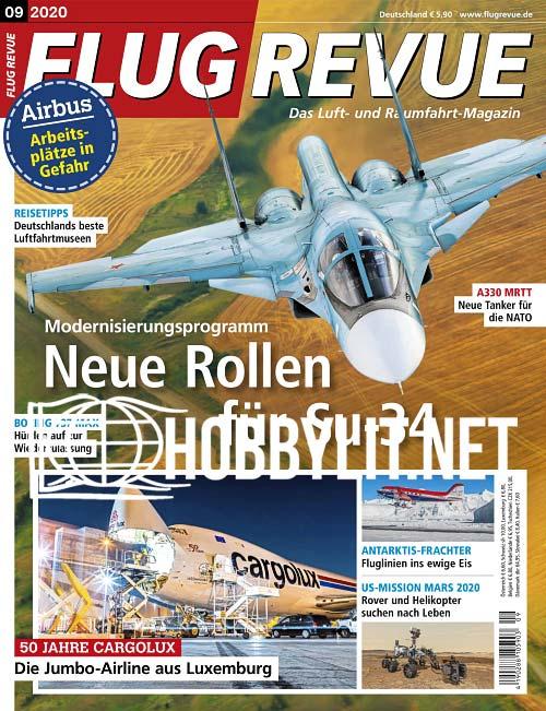 Flug Revue 2020-09
