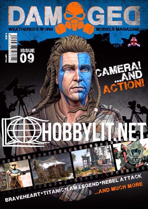 DAMAGED Issue 09