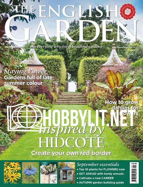 The English Garden - September 2020
