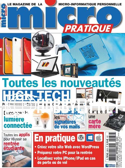 Micro Pratique - Septembre 2020