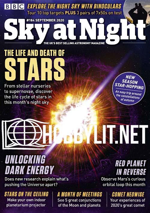 Sky at Night - September 2020