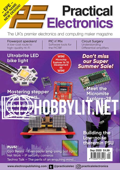 Practical Electronics - September 2020